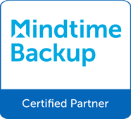 Mindtime Backup - registrierter Partner